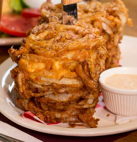 Adam's Taphouse and Grille Prince Frederick Onion Loaf
