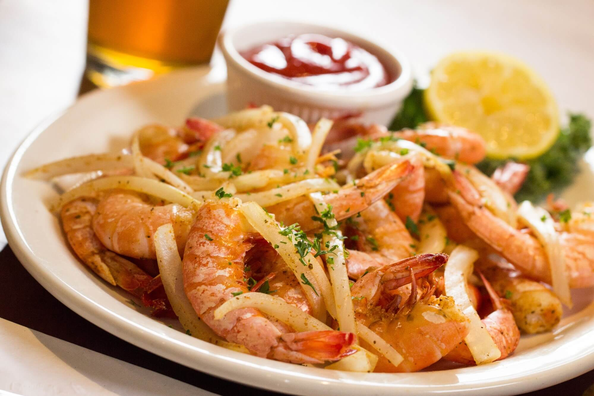 must-try menu items shrimp
