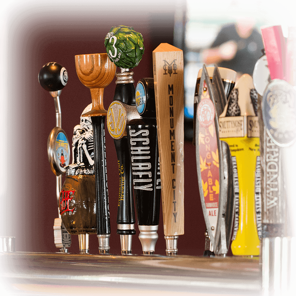 Adams Grille and Taphouse Prince Frederick Beer Taps